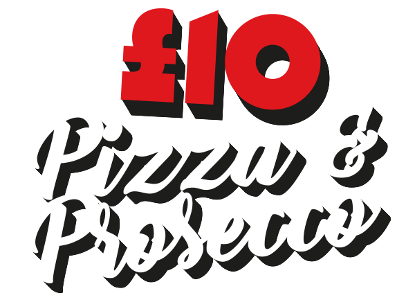 Pizza & Prosecco Tuesdays | Bunga Bunga Battersea